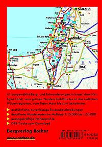 Rother Wanderführer Israel - Produktdetailbild 1
