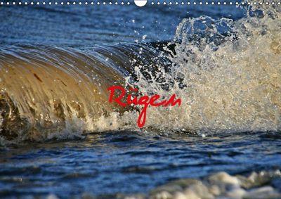Rügen (Wandkalender 2018 DIN A3 quer), Antje Schmidt