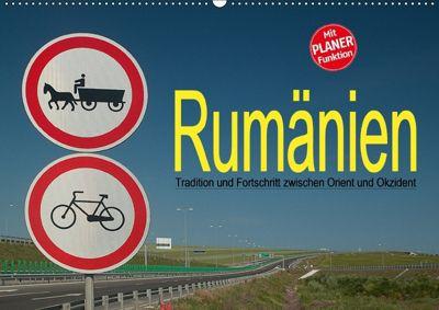 Rumänien - Tradition und Fortschritt zwischen Orient und Okzident (Wandkalender 2018 DIN A2 quer), Christian Hallweger