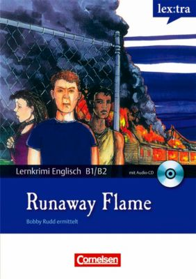 Runaway Flame, m. Audio-CD, Cécile Niemitz-Rossant