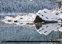 Rund um den Eibsee (Wandkalender 2018 DIN A2 quer) Dieser erfolgreiche Kalender wurde dieses Jahr mit gleichen Bildern u - Produktdetailbild 2