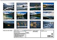 Rund um den Eibsee (Wandkalender 2018 DIN A2 quer) Dieser erfolgreiche Kalender wurde dieses Jahr mit gleichen Bildern u - Produktdetailbild 13
