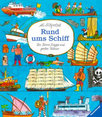 Rund ums Schiff, Ali Mitgutsch