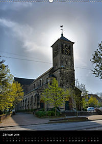 Sa(ar)krale Baukunst - Kirchenarchitektur im Saarland (Wandkalender 2018 DIN A2 hoch) - Produktdetailbild 1