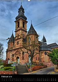 Sa(ar)krale Baukunst - Kirchenarchitektur im Saarland (Wandkalender 2018 DIN A2 hoch) - Produktdetailbild 2