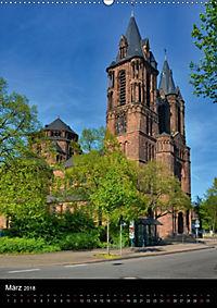 Sa(ar)krale Baukunst - Kirchenarchitektur im Saarland (Wandkalender 2018 DIN A2 hoch) - Produktdetailbild 3