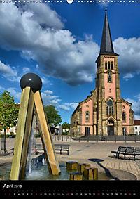 Sa(ar)krale Baukunst - Kirchenarchitektur im Saarland (Wandkalender 2018 DIN A2 hoch) - Produktdetailbild 4