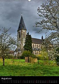 Sa(ar)krale Baukunst - Kirchenarchitektur im Saarland (Wandkalender 2018 DIN A2 hoch) - Produktdetailbild 8