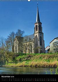 Sa(ar)krale Baukunst - Kirchenarchitektur im Saarland (Wandkalender 2018 DIN A2 hoch) - Produktdetailbild 11
