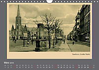 Saarland - vunn domols (frieher), Landkreis Saarlouis (Wandkalender 2018 DIN A4 quer) - Produktdetailbild 3