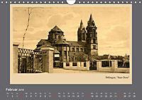 Saarland - vunn domols (frieher), Landkreis Saarlouis (Wandkalender 2018 DIN A4 quer) - Produktdetailbild 2