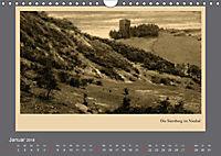Saarland - vunn domols (frieher), Landkreis Saarlouis (Wandkalender 2018 DIN A4 quer) - Produktdetailbild 1