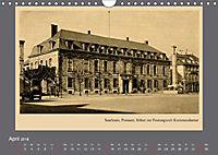 Saarland - vunn domols (frieher), Landkreis Saarlouis (Wandkalender 2018 DIN A4 quer) - Produktdetailbild 4