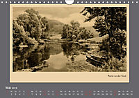 Saarland - vunn domols (frieher), Landkreis Saarlouis (Wandkalender 2018 DIN A4 quer) - Produktdetailbild 5