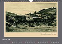 Saarland - vunn domols (frieher), Landkreis Saarlouis (Wandkalender 2018 DIN A4 quer) - Produktdetailbild 8