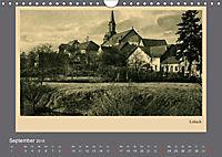 Saarland - vunn domols (frieher), Landkreis Saarlouis (Wandkalender 2018 DIN A4 quer) - Produktdetailbild 9