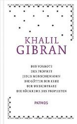 Sämtliche Werke, Khalil Gibran