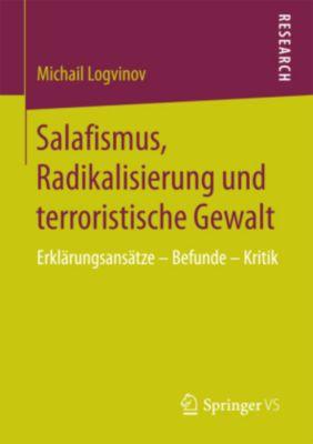 Salafismus, Radikalisierung und terroristische Gewalt, Michail Logvinov
