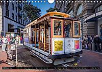 San Francisco Moments (Wandkalender 2018 DIN A4 quer) - Produktdetailbild 10