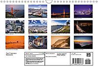 San Francisco Moments (Wandkalender 2018 DIN A4 quer) - Produktdetailbild 13