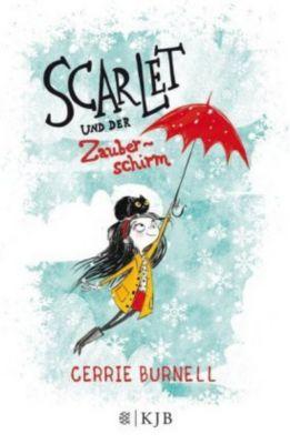 Scarlet und der Zauberschirm, Cerrie Burnell