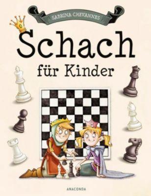 Schach für Kinder, Sabrina Chevannes