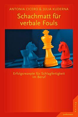 Schachmatt für verbale Fouls, Antonia Cicero, Julia Kuderna