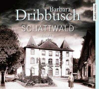 Schattwald, 6 Audio-CDs, Barbara Dribbusch