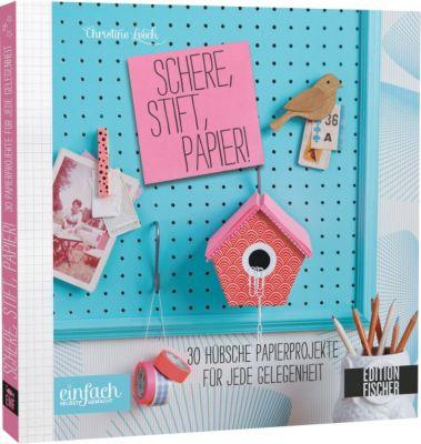 Schere, Stift, Papier!, Christine Leech