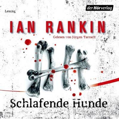 Schlafende Hunde, 6 CDs, Ian Rankin