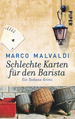 Schlechte Karten für den Barista, Marco Malvaldi