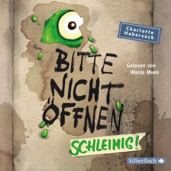 Schleimig!, 2 Audio-CDs, Charlotte Habersack