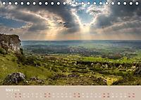 Schöne Aussichten in die Fränkische Schweiz (Tischkalender 2018 DIN A5 quer) Dieser erfolgreiche Kalender wurde dieses J - Produktdetailbild 3