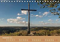 Schöne Aussichten in die Fränkische Schweiz (Tischkalender 2018 DIN A5 quer) Dieser erfolgreiche Kalender wurde dieses J - Produktdetailbild 9