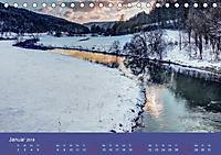 Schöne Aussichten in die Fränkische Schweiz (Tischkalender 2018 DIN A5 quer) Dieser erfolgreiche Kalender wurde dieses J - Produktdetailbild 1