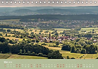 Schöne Aussichten in die Fränkische Schweiz (Tischkalender 2018 DIN A5 quer) Dieser erfolgreiche Kalender wurde dieses J - Produktdetailbild 5