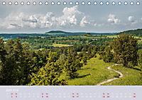 Schöne Aussichten in die Fränkische Schweiz (Tischkalender 2018 DIN A5 quer) Dieser erfolgreiche Kalender wurde dieses J - Produktdetailbild 6