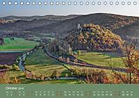 Schöne Aussichten in die Fränkische Schweiz (Tischkalender 2018 DIN A5 quer) Dieser erfolgreiche Kalender wurde dieses J - Produktdetailbild 10