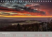 Schöne Aussichten in die Fränkische Schweiz (Tischkalender 2018 DIN A5 quer) Dieser erfolgreiche Kalender wurde dieses J - Produktdetailbild 12