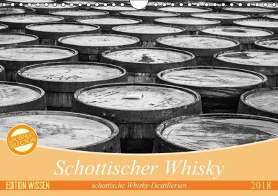 Schottischer Whisky (Wandkalender 2018 DIN A4 quer), Ralf Kaiser