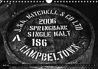 Schottischer Whisky (Wandkalender 2018 DIN A4 quer) - Produktdetailbild 4