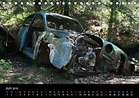 Schrottautos im Kyrkö Mosse (Tischkalender 2018 DIN A5 quer) - Produktdetailbild 6