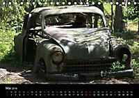 Schrottautos im Kyrkö Mosse (Tischkalender 2018 DIN A5 quer) - Produktdetailbild 5