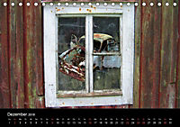Schrottautos im Kyrkö Mosse (Tischkalender 2018 DIN A5 quer) - Produktdetailbild 12