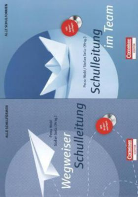 Schule leiten und gestalten kompakt, 2 Bde., m. 2 CD-ROM, Petra Hiebl, Stefan Seitz