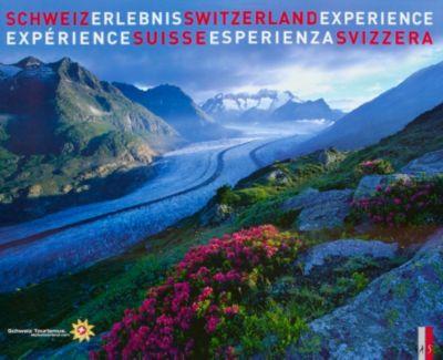 Schweiz Erlebnis, Roland Baumgartner, Heinz Keller, Corinne Boner, Carmen Stenico, Daniel Stüdeli, Heinz von Arx