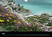 Schweizer Alpen (Wandkalender immerwährend DIN A4 quer) - Produktdetailbild 7