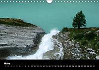 Schweizer Alpen (Wandkalender immerwährend DIN A4 quer) - Produktdetailbild 3