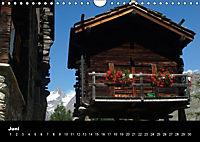Schweizer Alpen (Wandkalender immerwährend DIN A4 quer) - Produktdetailbild 6
