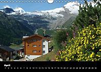 Schweizer Alpen (Wandkalender immerwährend DIN A4 quer) - Produktdetailbild 4